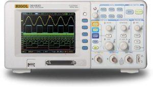 Oscilloscopio o analizzatore di rete?
