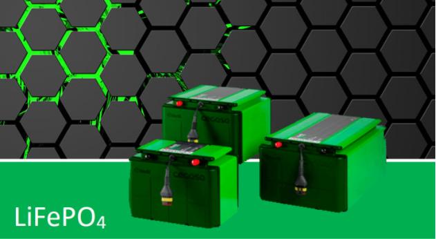 You are currently viewing Batterie al Litio  Ferro Fosfato